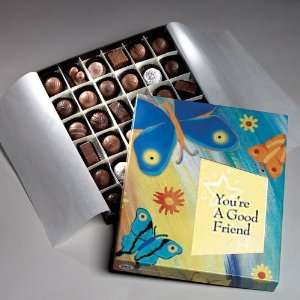 Good Friend 1 Lb. Assorted Chocolates Grocery & Gourmet Food