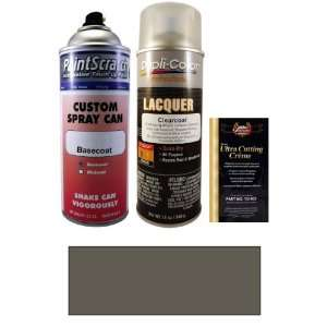 12.5 Oz. Alloy Effect Spray Can Paint Kit for 2007 Mercury Mountaineer