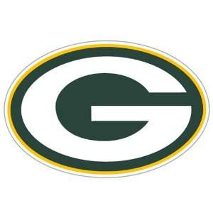 BSS   Green Bay Packers NFL Diecut Window Film