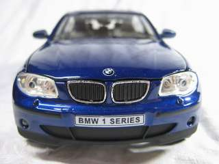 BMW 1 Series Cararama Diecast Car Model 124 1/24