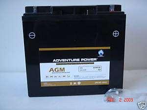 51913 BMW R1200C K1100LT/RS AGM SLA Motorcycle Battery 806593420221