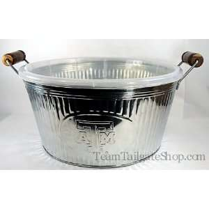 Texas A&M TAMU Aggies Tailgater Round Party Tub with