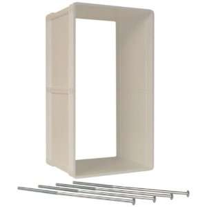 Ideal Pet Products Extra Large Wall Kit For Ruff Weather Pet Doors