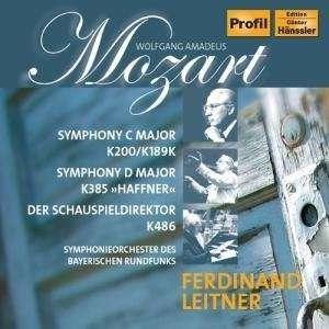 Symphonieorchester des Bayerischen Rundfunks, Barbara Kilduff, Edith