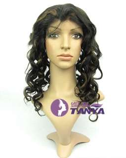Human Hair Lace Wigs 14 Full Lace Remy Hair Wig Indian Brazil