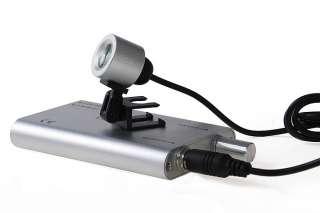 LED Head Light for Dental Surgical Binocular Loupes