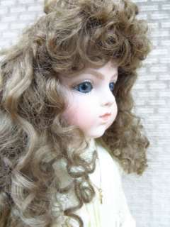 18 Bru Jne French Reproduction Bisque Head Doll Nice Clothing
