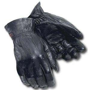 Tour Master Womens Standard Summer Gloves   Large/Black Automotive