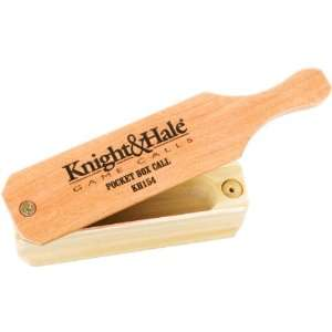 Knight & Hale® Mini Double Sided Box Call Sports