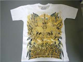 BULZEYE REVOLUTION ROYALTY REIGNS COUTURE T SHIRT MED