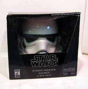 Star Wars StormTrooper Master Replica Helmet/Mask Boxed (SWMASK01