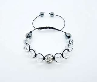 On sale 2011 New Fashion tresor paris Shamballa jewelry Bracelet