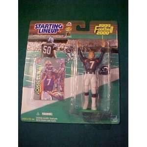 Lineup NFL Football   John Elway (Denver Broncos) Toys & Games