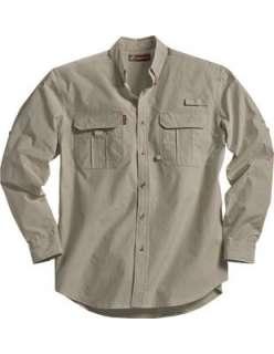 Mens Fishing Shirt DRI DUCK Outfitter Long Sleeve S 3XL