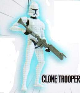 Star Wars Clone Animated Mascot Strap Clone Trooper