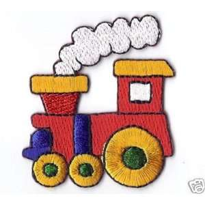Babies,Children/Choo Choo Train   Iron On Applique