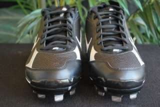 NIKE SHOX FUSE METAL MENS 13.5 BASEBALL SOFTBALL CLEATS