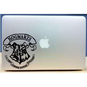 Harry Potter   Hogwarts Crest   Vinyl Macbook / Laptop