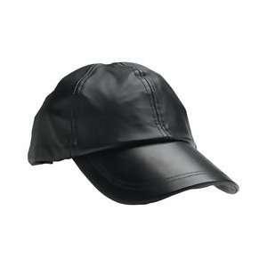 Giovanni Navarre Solid Genuine Leather Baseball Cap Strap