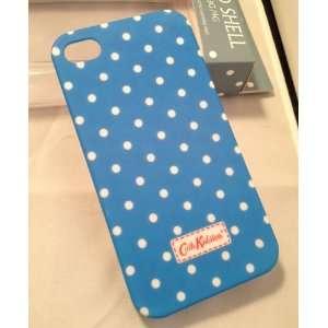 Cath Kidston Mini Dot Blue iPhone 4 Case   Boxset + FAST