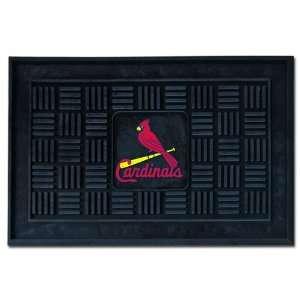 Fanmats 11316 MLB St Louis Cardinals Medallion Door Mat