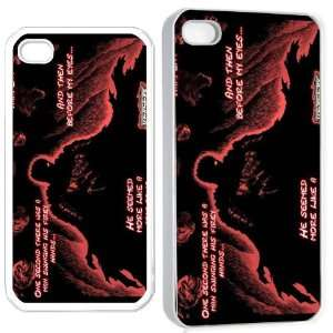 berserk v1 iPhone Hard Case 4s White Cell Phones
