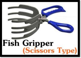 Fish Grip Gripper Grabber Catching Scissors Tackle