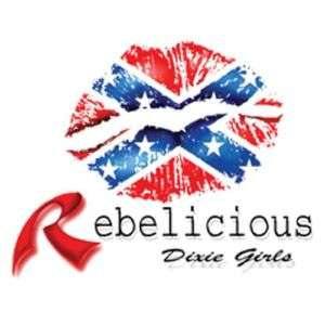 Dixie Rebel Southern Girls REBELICIOUS