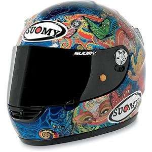 Suomy Vandal Rapture Helmet   2X Large/Rapture Automotive