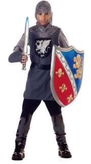 Child Boys Valiant Knight Halloween Costume