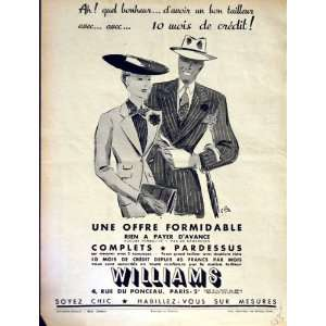 ADVERTISEMENT LE RIRE FRENCH HUMOR MAGAZINE FASHION:  Home
