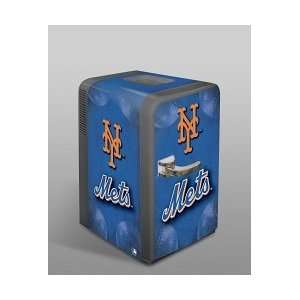 New York Mets Tailgating Mini Fridge
