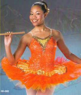 DANCE OF THE REED FLUTES Tutu Pageant Costume SZ CHOICE
