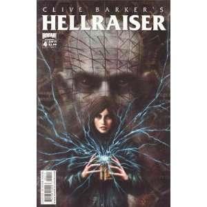 Clive Barkers Hellraiser Vol 2 #4 Cover B Leonardo Manco