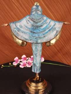 Fashion Runway Designer Bronze Sculpture Art Nouveau Deco Figurine