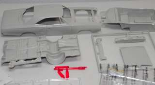 AMT ERTL 1970 DODGE SUPER BEE CLASSIC MUSCLE CAR MODEL KIT