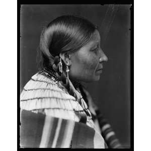 Mrs. American Horse,American Indian,portrait,c1900