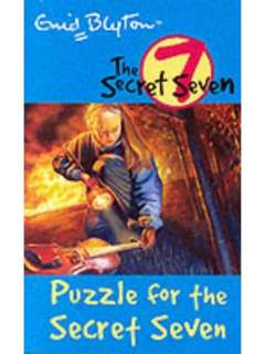 Complete SECRET SEVEN Series 15 Books
