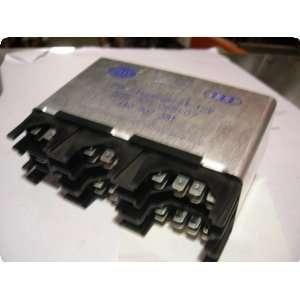 Body Computer BCU  AUDI A8 97 02 Memory; seat (under
