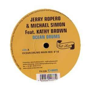 MICHAEL SIMON FEAT KATHY BROWN / OCEAN DRUMS: JERRY ROPERO & MICHAEL