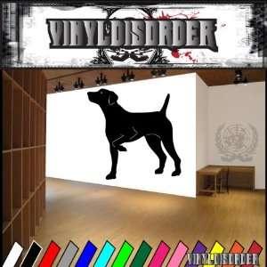 Dogs Sport Gun Dog 2 Vinyl Decal Wall Art Sticker Mural