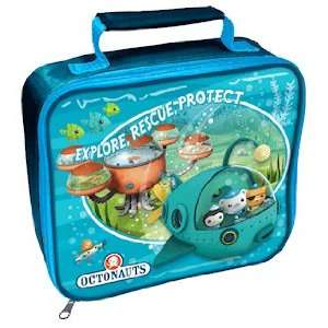 Octonauts Insulated Lunch Bag Lunchbag:  Kitchen & Dining