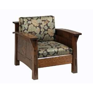 Country Mission Living Room Chair w/Panels   4675 CH Home
