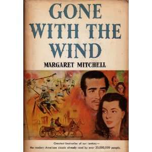 com Gone wi e Wind (gone wi e wind) margaret mitchell Books