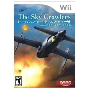 The Sky Crawlers Innocent Aces Video Games