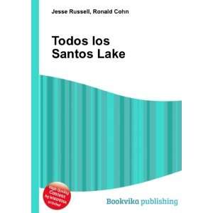 Todos los Santos Lake Ronald Cohn Jesse Russell Books