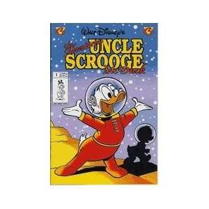 Walt Disneys The Adventurous Uncle Scrooge McDuck #1 (Gladstone)   01