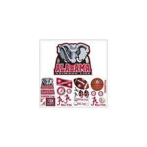 School Spirit Decal Mega Pack   University of Alabama   Crimson Tide