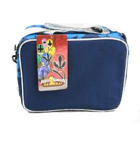 on this 100% AUTHENTIC POWER RANGER SAMURAI LUNCH BOX WITH INSULATION
