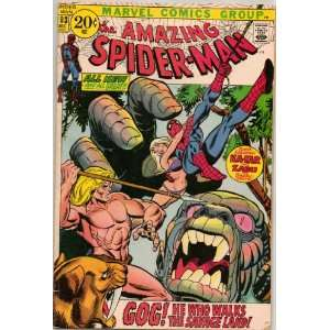 Man, The No. 103 (GOG! He Who Walks the Savage Land!): Marvel: Books